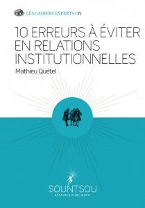 Les Cahiers N°1